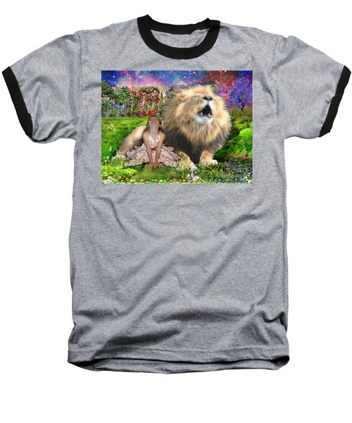 The King And I Baseball T-Shirt