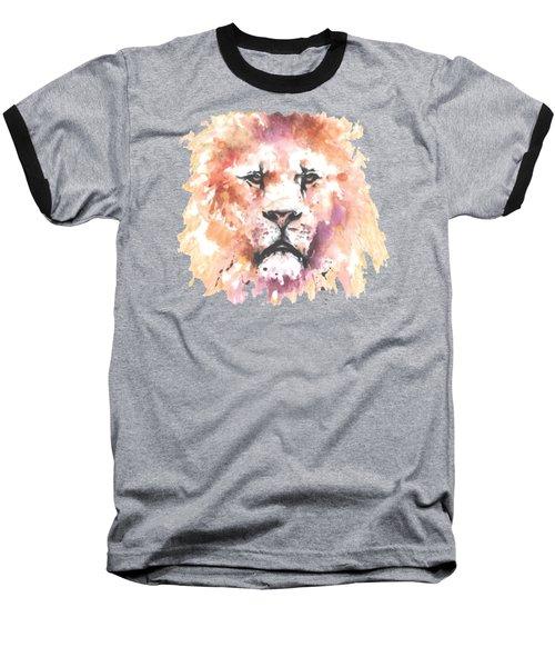 The King T-shirt Baseball T-Shirt by Herb Strobino