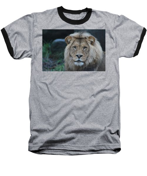 Baseball T-Shirt featuring the photograph The King by Laddie Halupa