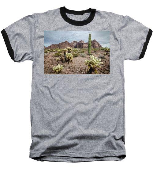 The King Of Arizona National Wildlife Refuge Baseball T-Shirt