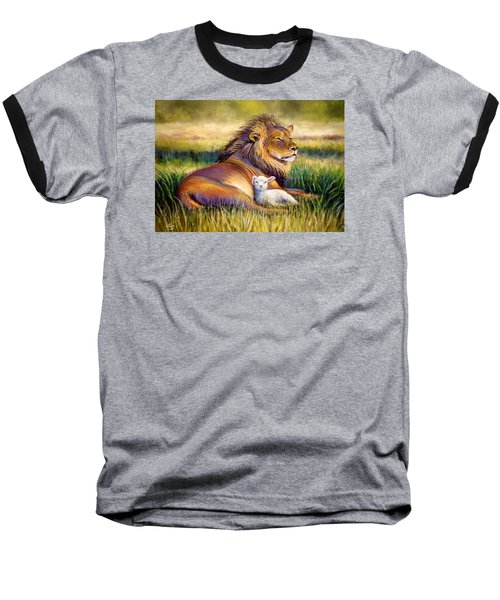 The Kingdom Of Heaven Baseball T-Shirt