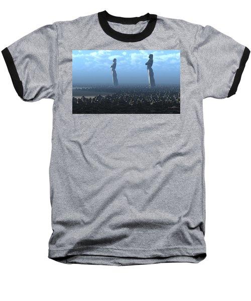 The Kings Await Morning Baseball T-Shirt