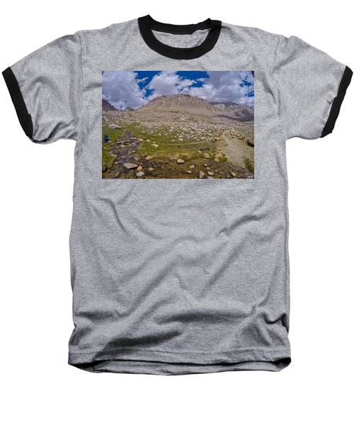 The Kings Canyon Baseball T-Shirt