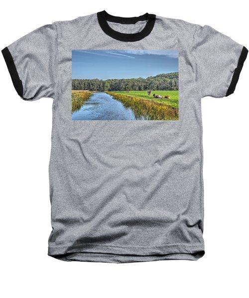 The King's Cows Baseball T-Shirt