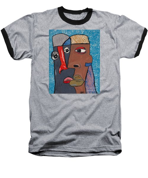The Kiss Baseball T-Shirt
