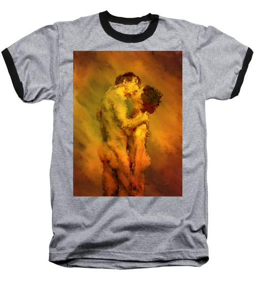The Kiss Baseball T-Shirt