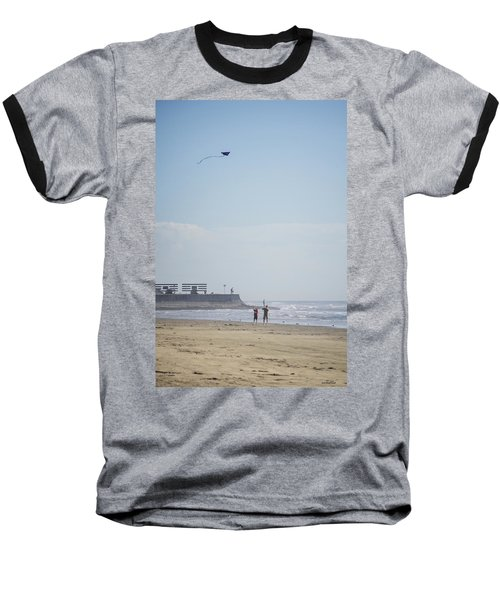 The Kite Fliers Baseball T-Shirt