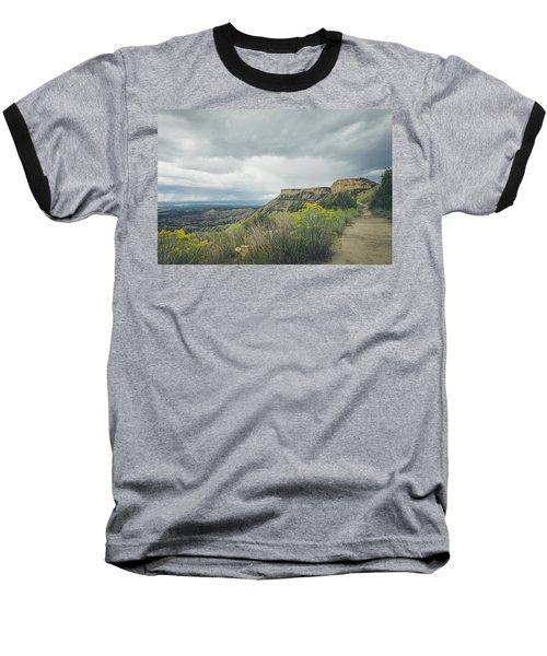 The Knife's Edge Baseball T-Shirt