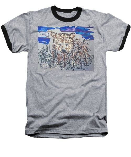 The Kodiak Baseball T-Shirt by J R Seymour