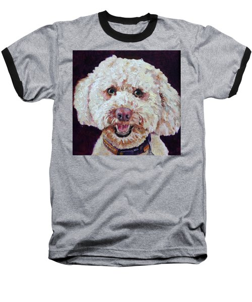 The Labradoodle Baseball T-Shirt