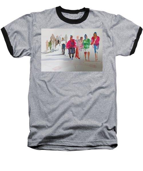 The Ladies Baseball T-Shirt