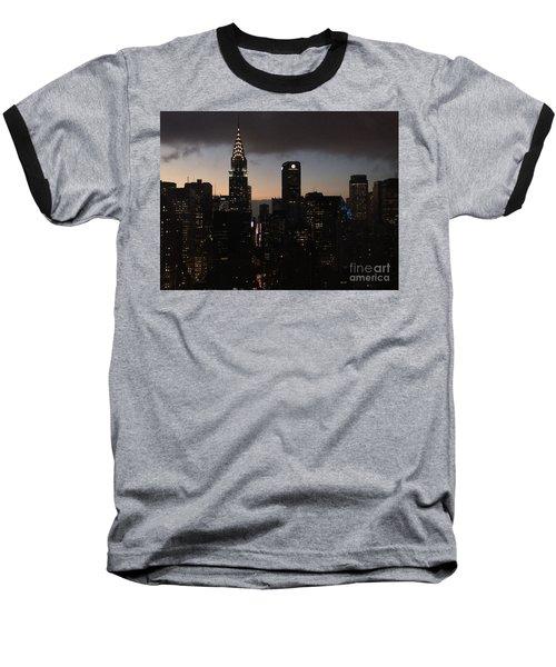 The Lady Chrysler Baseball T-Shirt