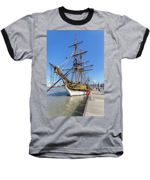 The Lady Washington Baseball T-Shirt