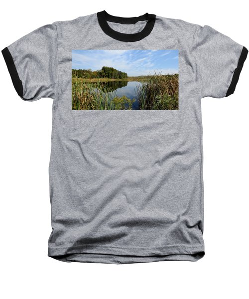 The Lake At Cadiz Springs Baseball T-Shirt