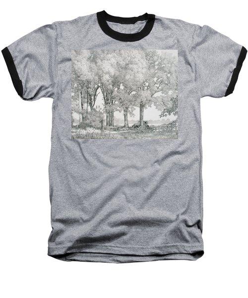 The Land Baseball T-Shirt