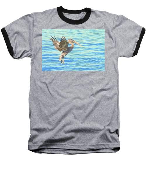 The Landing Baseball T-Shirt