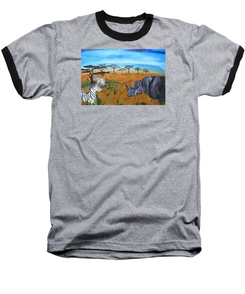 The Last Black Baseball T-Shirt