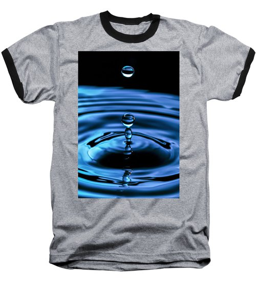 The Last Drop Baseball T-Shirt by Marlo Horne