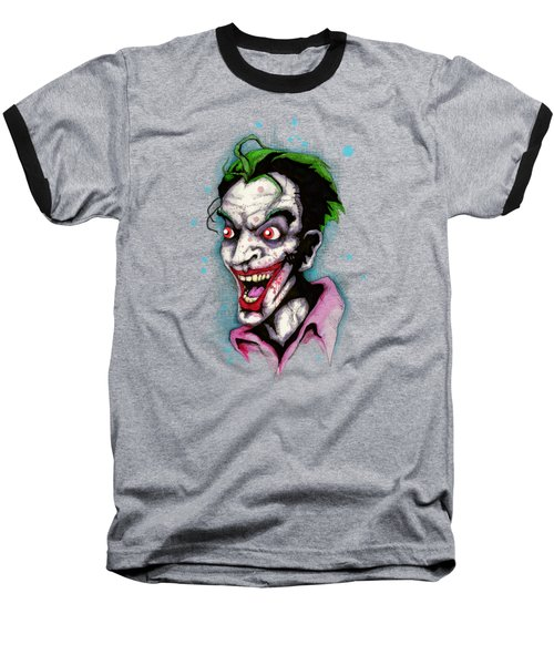 The Last Laugh Baseball T-Shirt