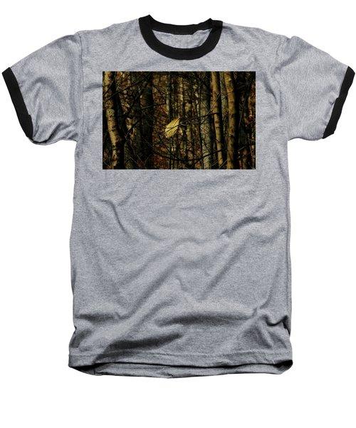 The Last Leaf Baseball T-Shirt