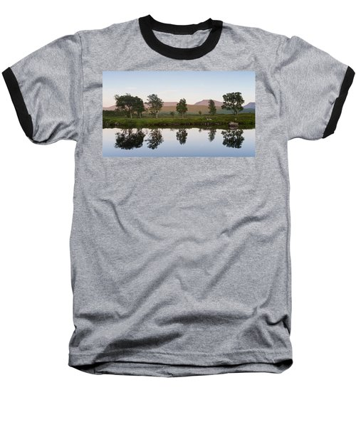 The Last Light At Loch Ba Baseball T-Shirt