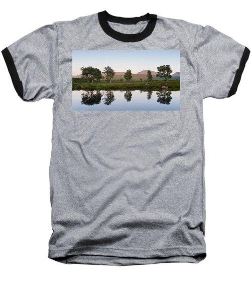 The Last Light At Loch Ba Baseball T-Shirt