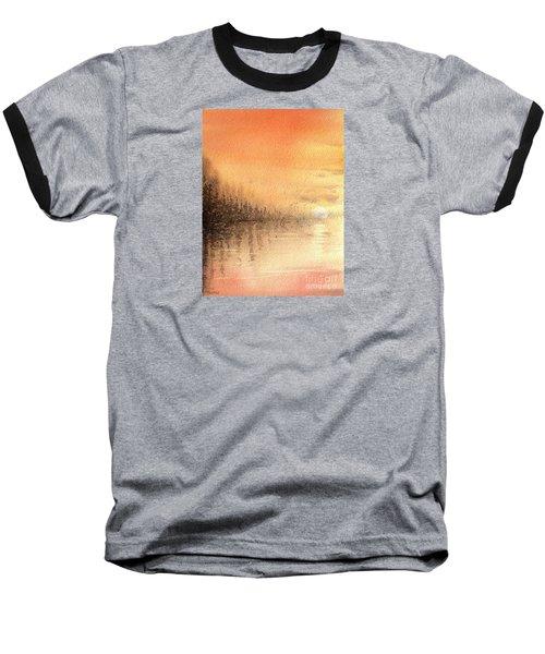 The Last Of Autumn Baseball T-Shirt