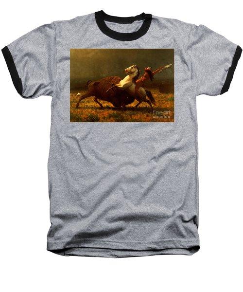 The Last Of The Buffalo Baseball T-Shirt