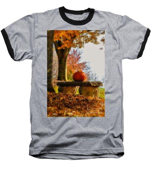The Last Pumpkin Baseball T-Shirt