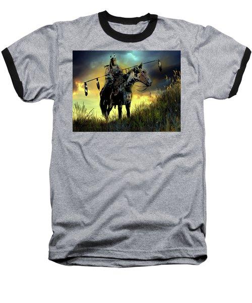 The Last Ride Baseball T-Shirt