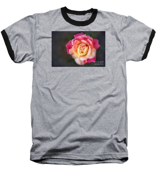 The Last Rose Of Summer, Painting Baseball T-Shirt