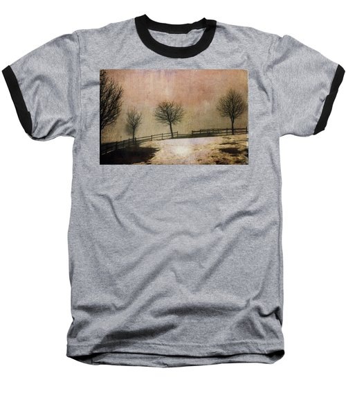 The Last Snow Baseball T-Shirt