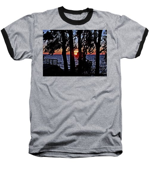 The Last Sun Baseball T-Shirt