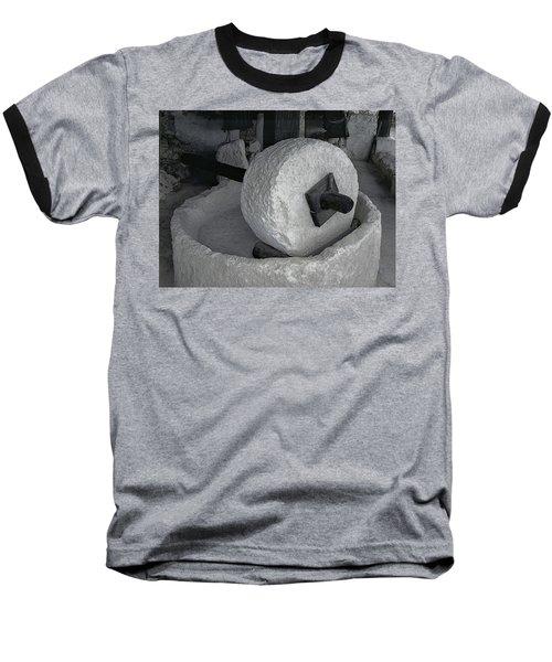 The Last Supper Baseball T-Shirt by B Wayne Mullins