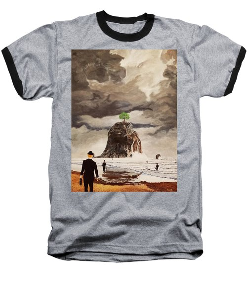 The Last Tree Baseball T-Shirt