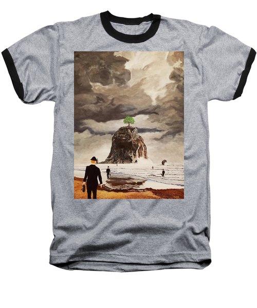 The Last Tree Baseball T-Shirt