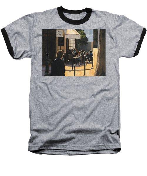 The Latin Quarter Baseball T-Shirt