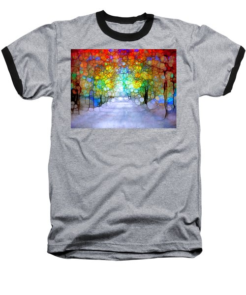 The Laughing Forest Baseball T-Shirt