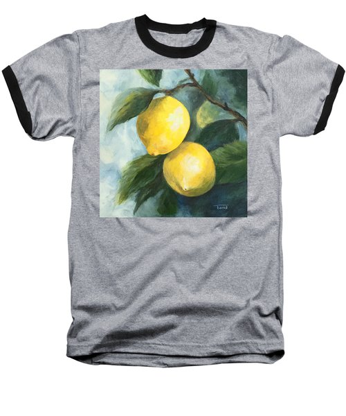 The Lemon Tree Baseball T-Shirt