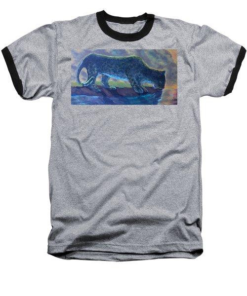 The Leopard Baseball T-Shirt
