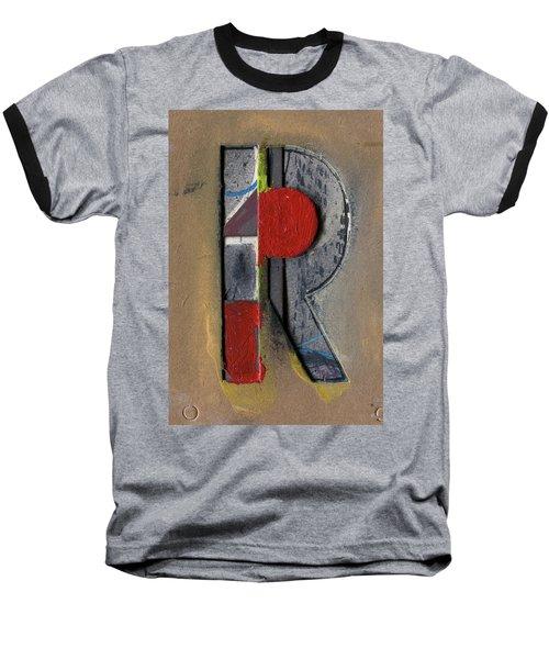 The Letter R Baseball T-Shirt