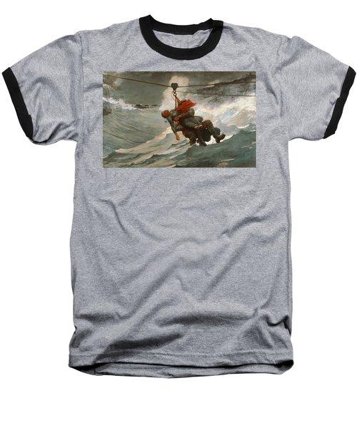 The Life Line Baseball T-Shirt