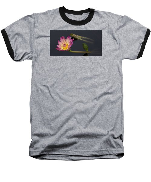 The Light From Within Baseball T-Shirt by Sean Allen