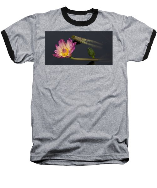 The Light From Within Baseball T-Shirt