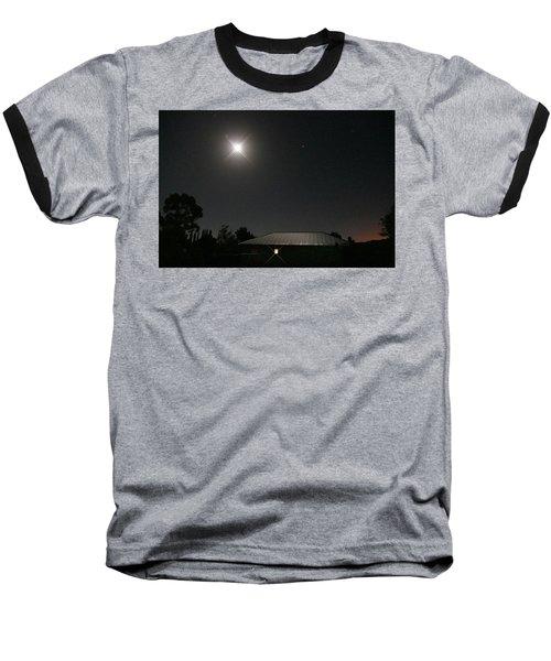 The Light Has Come Baseball T-Shirt