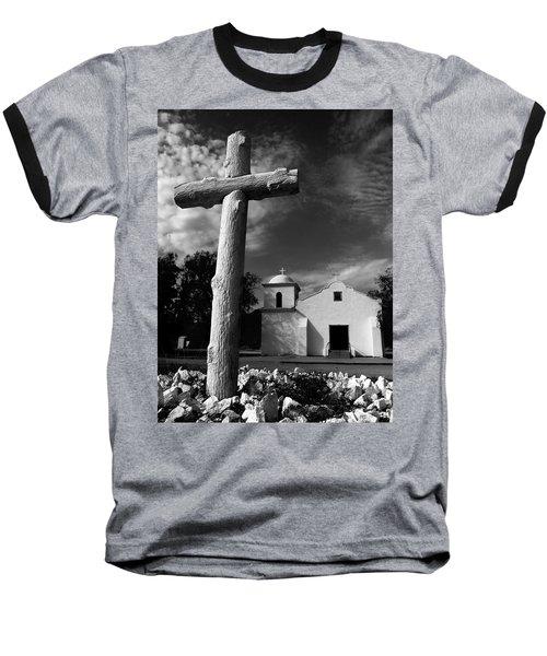 The Light Of The World Baseball T-Shirt