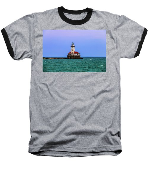 The Lighthouse Baseball T-Shirt