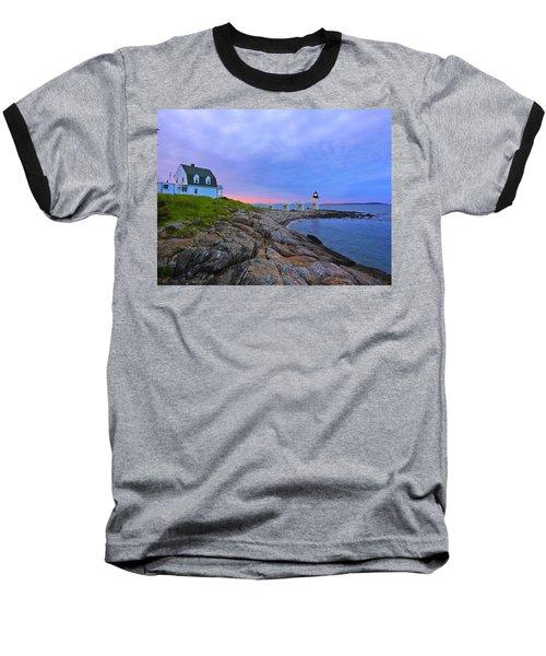 The Lighthouse Keeper Baseball T-Shirt