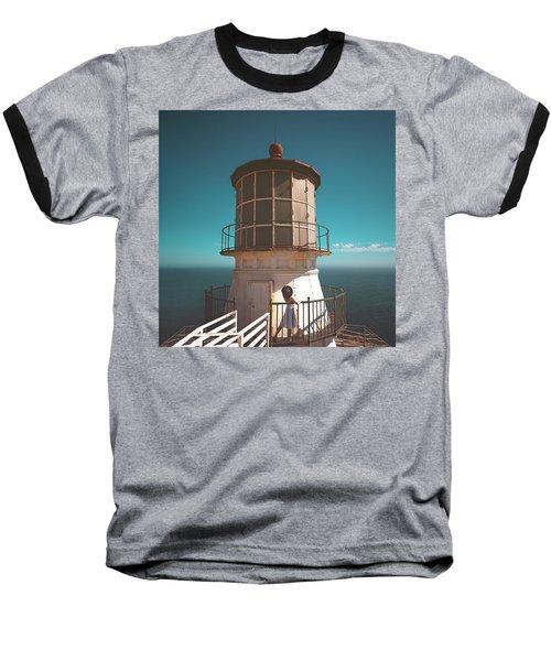 The Lighthouse Baseball T-Shirt