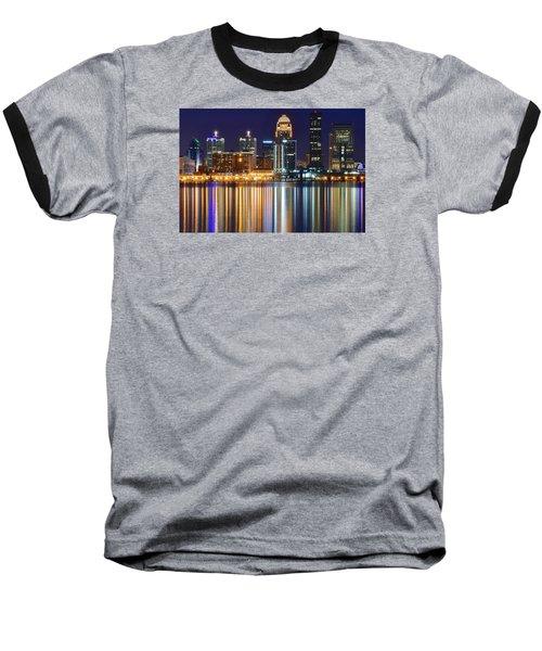 The Lights Of A Louisville Night Baseball T-Shirt